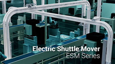 Electric Shuttle Mover - ESM Series